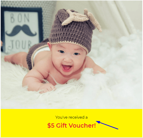 Offers and coupon for Baby Factory