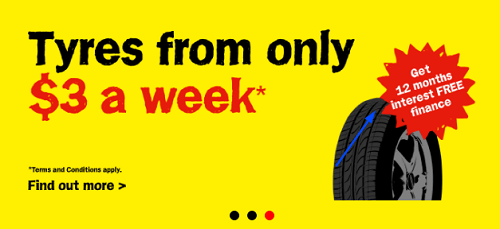 Offers and coupon for Tony's Tyre