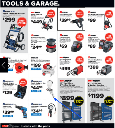 offers and coupon for repco1