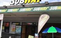 Subway in Papakura