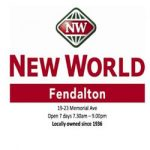 New World in Fendalton