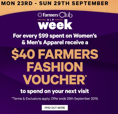 Farmers offer