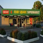 Four Square in Cheviot