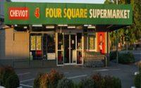 Four Square in Cheviot