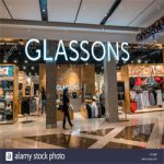 Glassons in Hornby