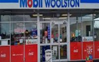 Mobil Petrol Station in Woolston