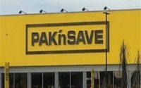 Pak n Save in Hornby