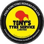 Tony's Tyre Service in Paraparaumu hours, phone, locations