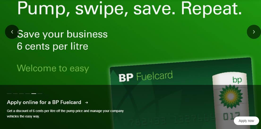 bp offer