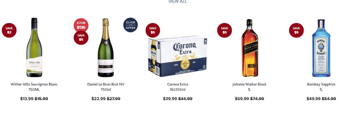 liquor king offer