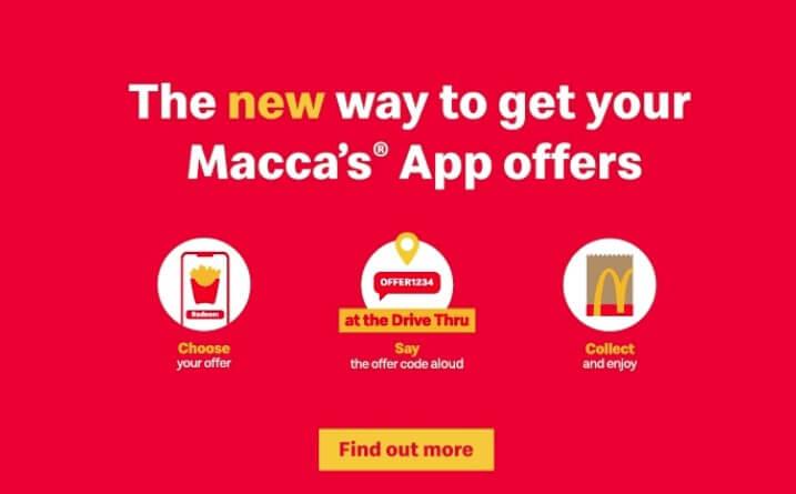 mcdonalds offer