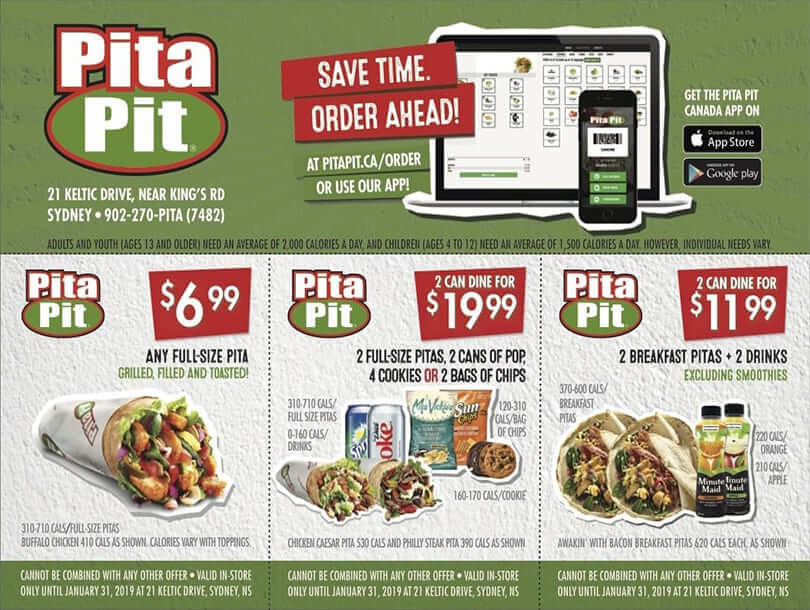pita pit offer