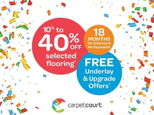 carpet court offer