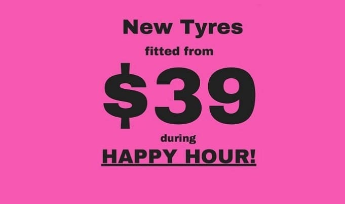 gas & tyre offer