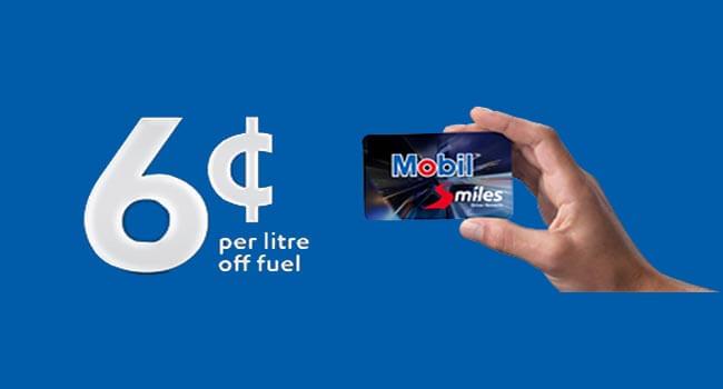 mobil offer